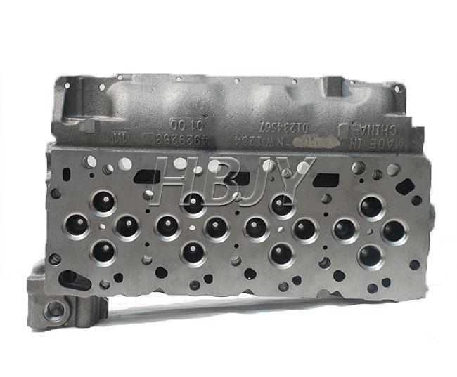 Cummins engine 4ISDE ISDE4.5  ISB QSB 4.5L Cylinder Head 4941496 4934249 3973655 5311253 5361608