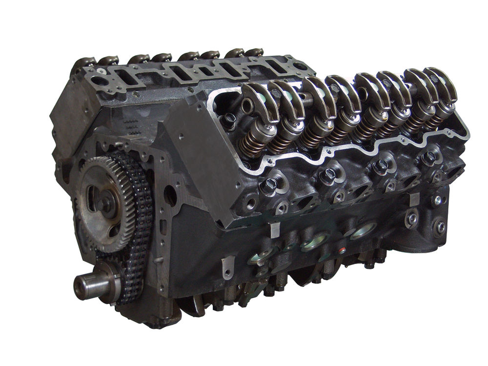 GM6.5 Cylinder Head 60degree, 90degree