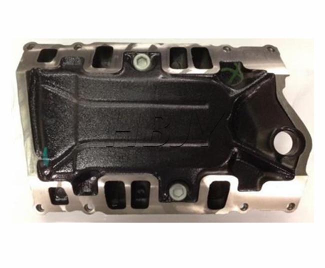4.3L,4.3 GM Marine Engine intake manifold,V6 Volvo Marine Vortec V-6,2bbl intake