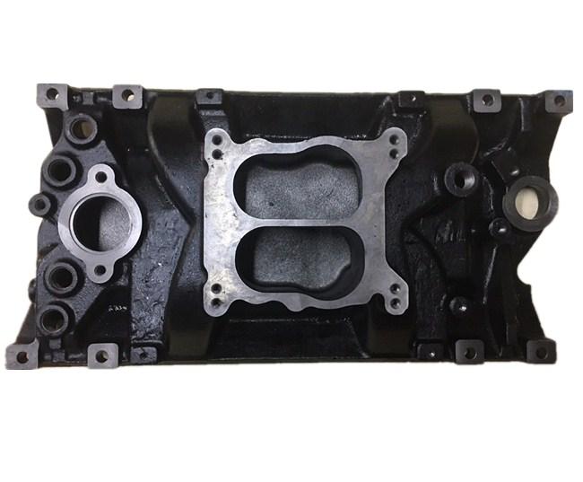 5.7L,5.7 GM Marine Engine intake manifold, V8 Marine Intake Manifold,4bbl intake