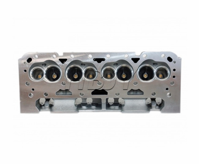 Gm sbc chevy 350 5.7 vortec performance cylinder head bare