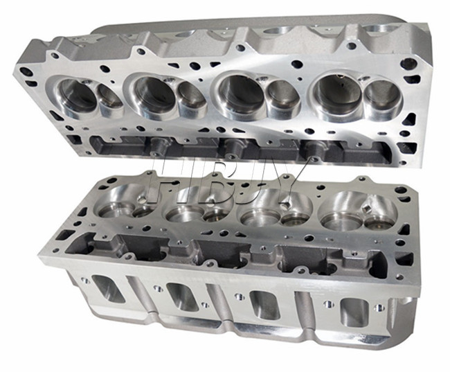 Gm Chevy Cnc Ported Cylinder Head Car Cylinder Head Parts Chevy