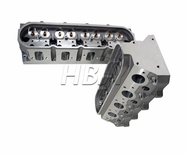 Gm chevy Cnc ported ls3 ls7 cylinder head