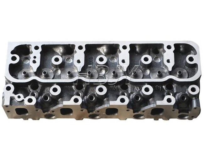 Isuzu Diesel Engine Cylinder Head, Casting iron Isuzu Cylinder Head
