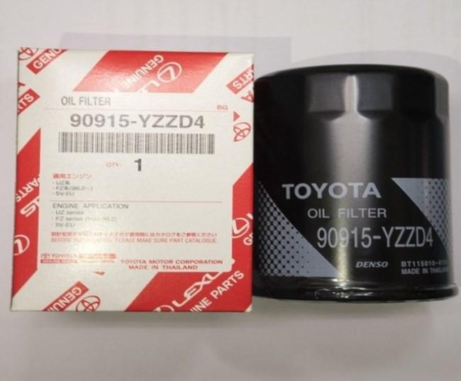 Toyota Oil Filter