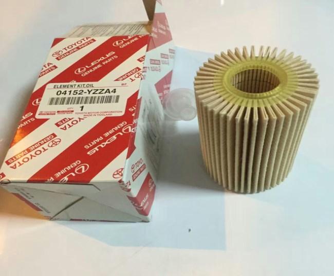 TOYOTA Oil Filter 04152-YZZA4