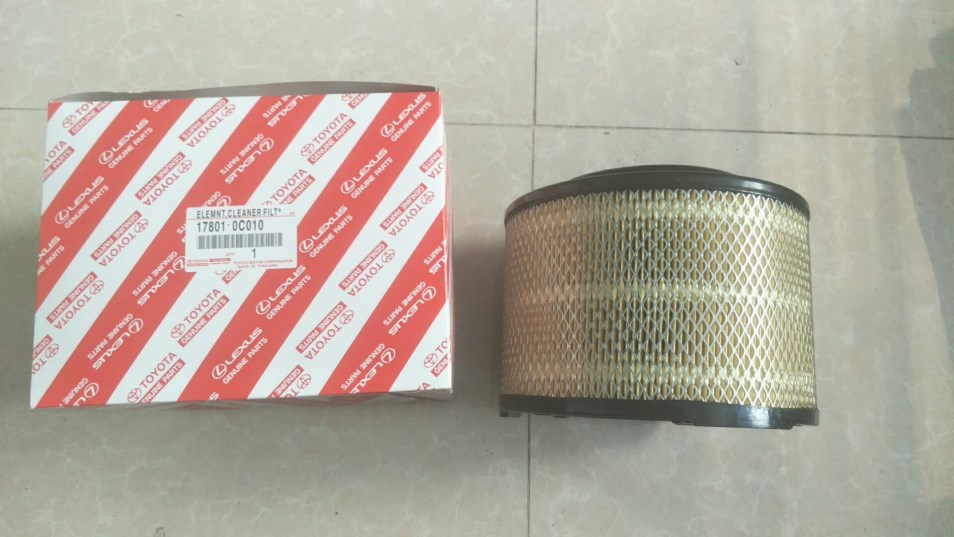 Air Filter 17801-0C010 Fits Toyota Hilux Fortuner