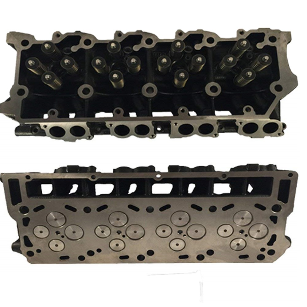 Welcome To Learn About The FORD 6.0 Cylinder Head