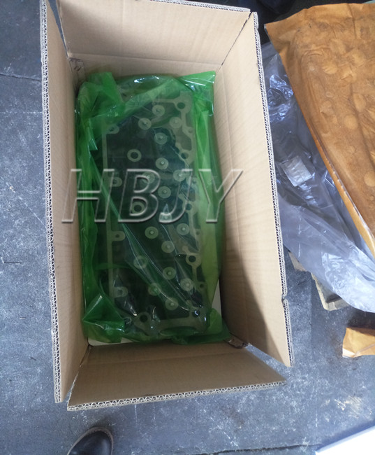 Ford 6.0 Bare Cylinder Head 18MM